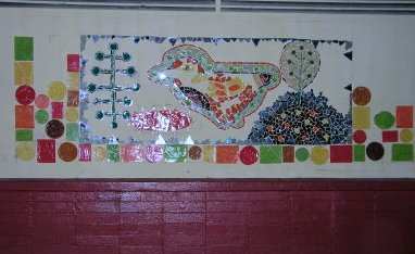 Boys and Girls Club Mosaic