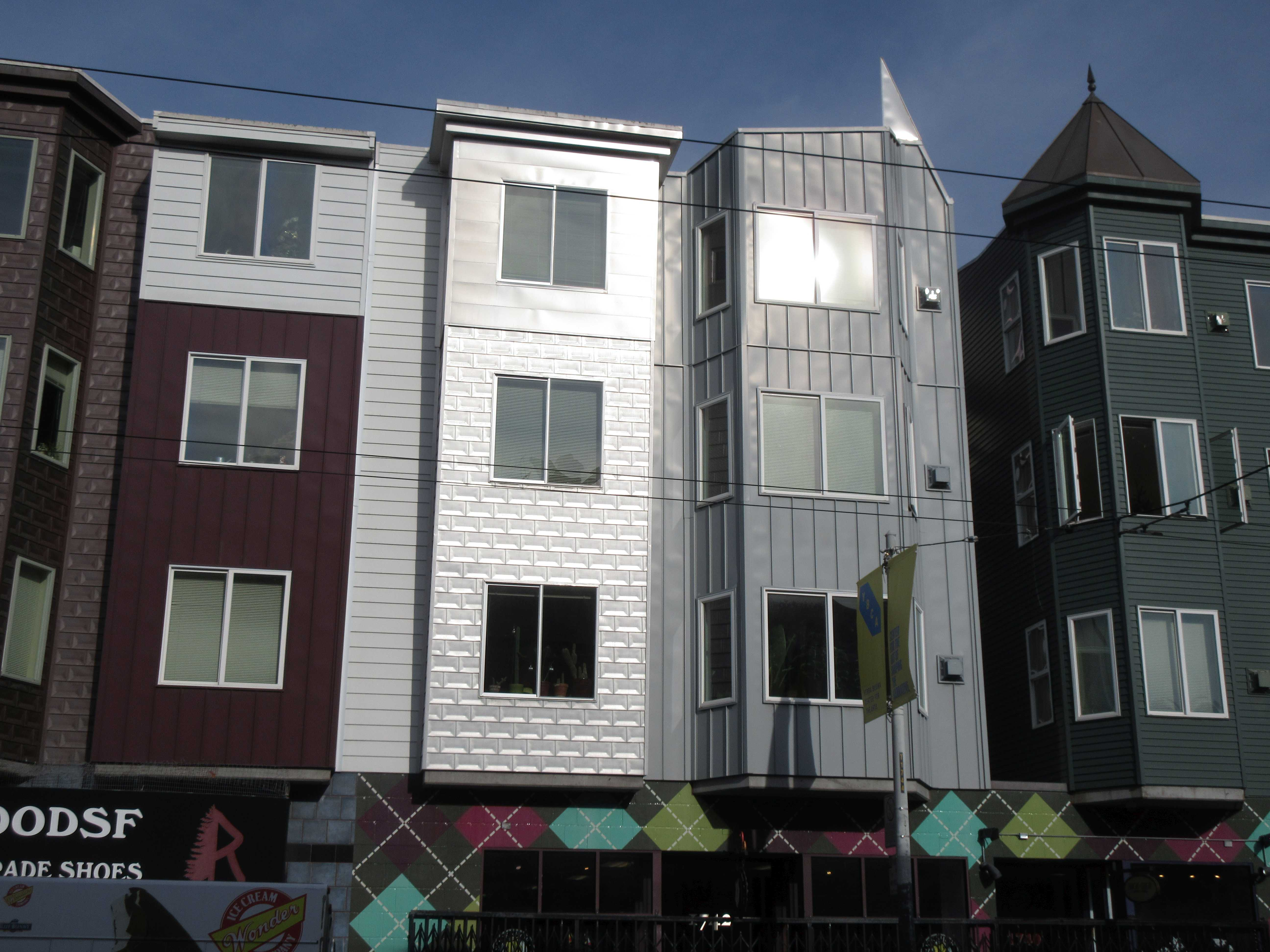 haight modern housing