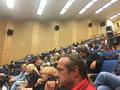 Several hundred attended the September 16 D5 Candidate Forum at UCSF